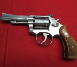 Smith & Wesson model 67-1 38 spl combat masterpiece