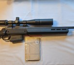 Remington 700 ADL, Magpul Hunter, 300 win mag