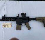 """AR Pistol .300 Blackout (Whisper). 8.5"""" bbl."""