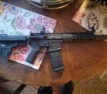 AR15 pistol 7.5