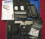 Sig 220 Stainless