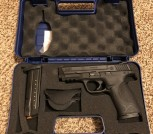 9mm Smith & Wesson