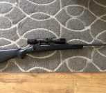300 Weatherby w/Zeiss scope