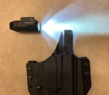 Glock 19/23 inforce light and holster