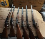Winchester Rifle Collection