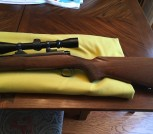 Pre 1964 Winchester model 70 featherweight 358
