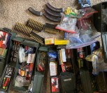 Many calibers of ammo for sale
