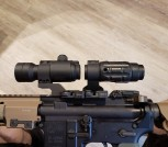 Aimpoint pro/aimpoint 3x magnifier/larue mounts