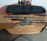 Browning 5-A, with two barrels