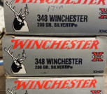 327 Federal mag & 348 Winchester