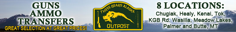 Three Bears Outpost